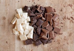 チョコ3種類