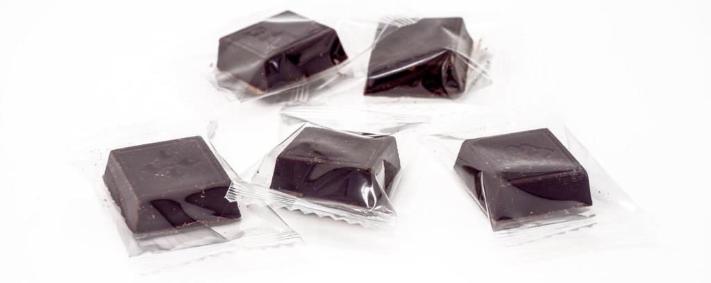 個包装のトリプルカッターチョコレート