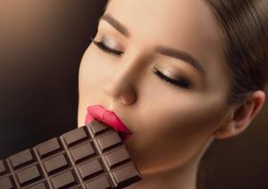 チョコ健康美容