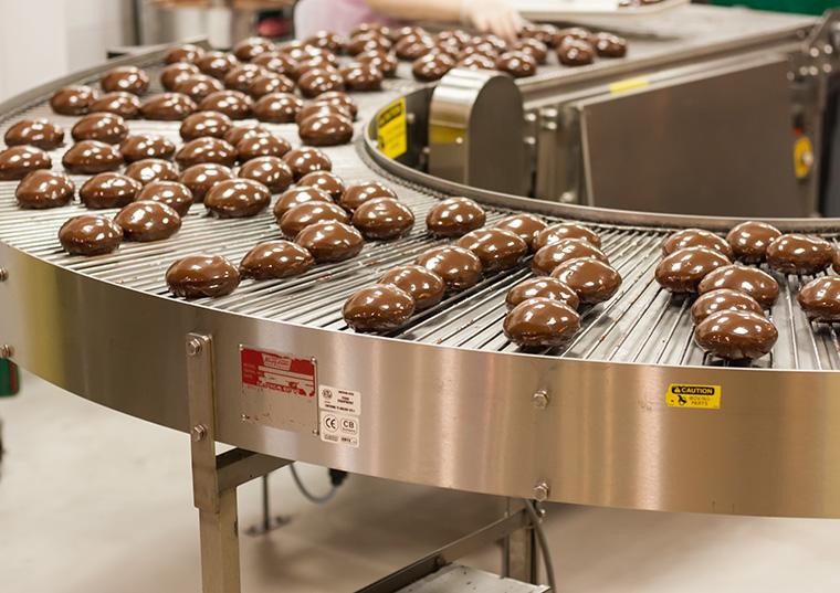 チョコ工場