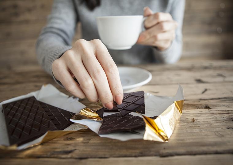 毎日チョコ